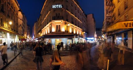 Paris Hotel Heute Guntig